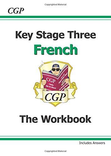 KS3 French Workbook with Answers: Workbook Pt. 1 & 2 (Workbooks)