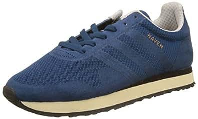 adidas Unisex-Erwachsene Haven Sneaker, Blau (Blue Night/Blue Night/Core Black), 36 EU