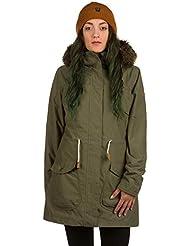 Roxy Damen 3n1 Jk Amy-Waterproof Parka Jacket