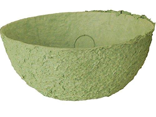 Gardman Revêtement en Fibres pour jardinière Suspendue 35,6 cm