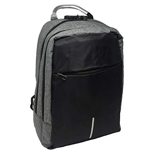 zaino PC Porta Notebook Borsa ANTIRAPINA Lavoro Viaggio con USB CM. 42 - AST9800