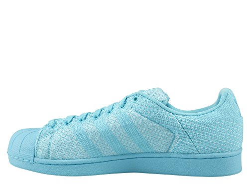 Superstar Weave Blau