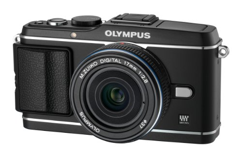 Olympus E-P3 17mm Pancake Kit