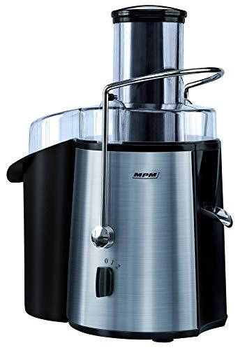 MPM Licuadora Extractor de jugos 700W para Verduras y Frutas eléctrica j-45