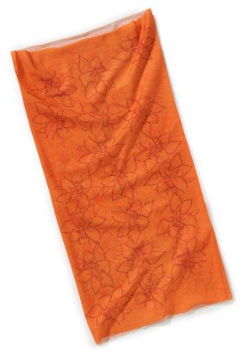 Lässig Twister Multifunktionstuch Adult, Hawaii orange