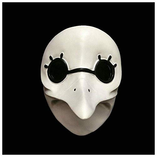 YaPin Halloween Horror Maske Schnabel Doktor Crow Maske Slipknot Anime Maske