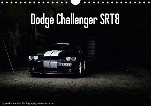 dodge-challenger-srt8-wandkalender-2017-din-a4-quer-challenger-monatskalender-14-seiten-calvendo-mob