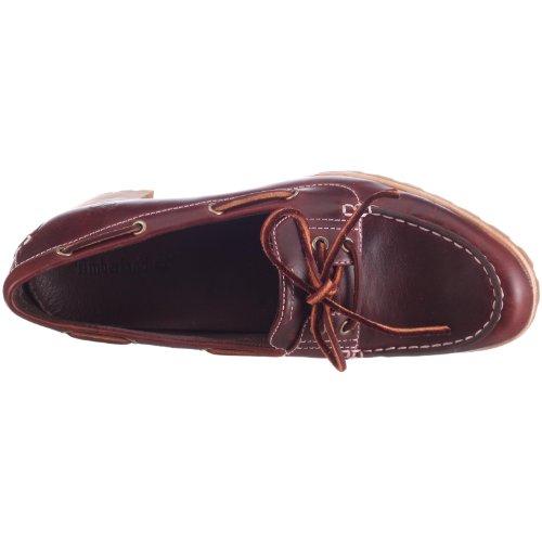 Timberland, Scarpe col tacco donna Marrone (Braun (Rootbeer Smooth))