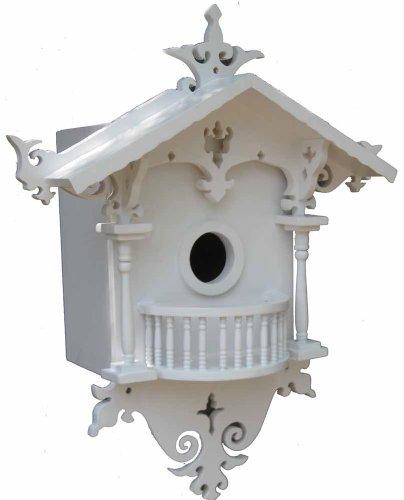 Home Bazaar Kuckuck Cottage Vogelhaus für Bluebirds
