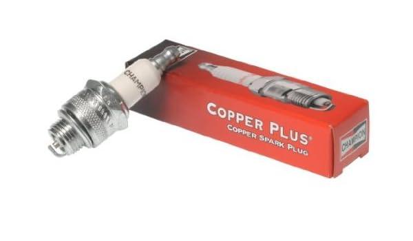 Pack of 1 Copper Plus Small Engine Spark Plug 947 Champion QJ19LM