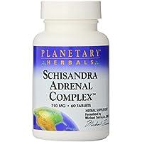 Schizandra Adrenal - 711 mg - 60 Tab. preisvergleich bei billige-tabletten.eu