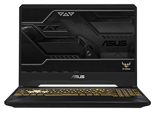 ASUS TUF Gaming FX505GE 15.6-inch FHD Laptop GTX 1050 Ti 4GB Graphics (Core i5-8300H 8th Gen/8GB RAM/1TB SSHD + 256GB SSD/Windows 10/Gold Steel/2.20 Kg), FX505GE-BQ025T