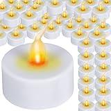 Jago TLCHT01 - Velas eléctricas LED - Set 96 unidades - Diferentes sets a elegir