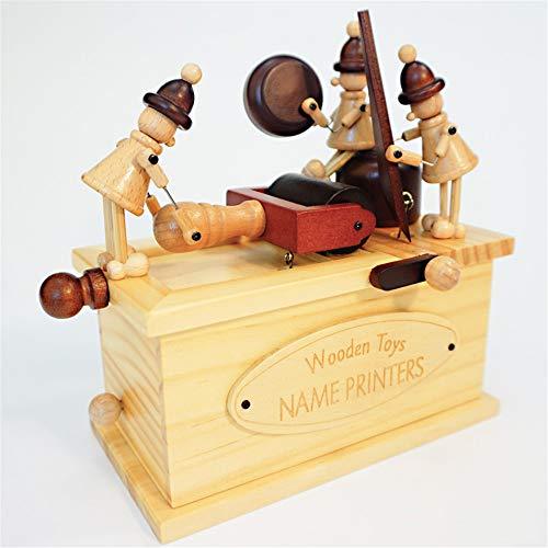 Yishelle Retro Vintage Impresora y patrón de telégrafo...