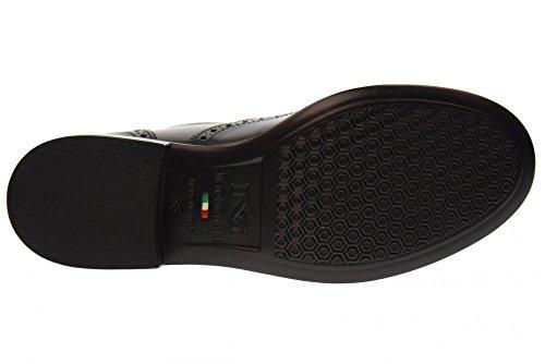 NERO GIARDINI Scarpe Donna Inglesine A719370D/100 Nero