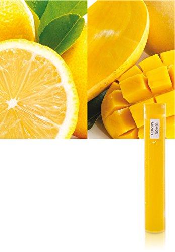 Mango Vitamine (Aroma Sense Vitamin C Ersatz Filterpatronen Zitrone-Mango Duft für SPA PERFECT I SPA MAX – Wellness für Zuhause I Aroma-Dusche)