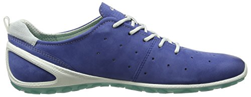 ECCO Biom Lite Ladies, Scarpe da Ginnastica Basse Donna Blu (54684royal/shadow White)