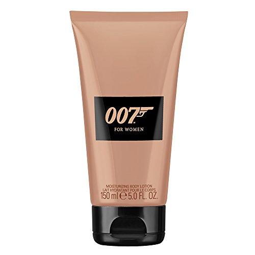 Vanille-moschus-vanille Körper Lotion (James Bond for Women Moisturizing Body Lotion, 150 ml)