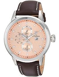 S.Coifman SC0410 - Reloj de pulsera hombre, color Marrón