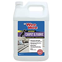 Four Paws Wee Wee Carpet & Fabric Cleaner Severe Stain & Odor Remover - 128 oz.
