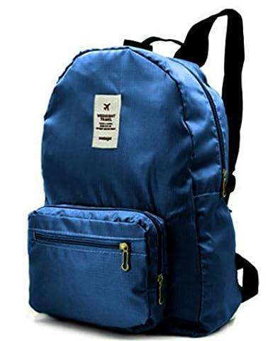 YAAGLE Unisex Lightweight Outdoor Waterproof Folding Bag Portable Hiking Backpack Daypack