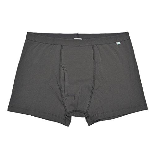 Fenteer Herren Inkontinenz-Shorts, Waschbare Inkontinenz-Unterhose Männer, Inkontinenzhose für Tagesinkontinenz geeignet - XL - Inkontinenz-unterwäsche Für Männer