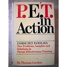 P.E.T. in Action by Thomas Gordon (1976-10-01)