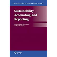 Sustainability Accounting and Reporting (Eco-Efficiency in Industry and Science)