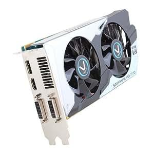 Sapphire HD7770 Carte Graphique AMD Radeon HD7770 1 Go PCI-Express