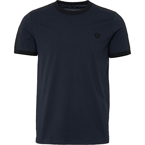 Fred Perry Tonal Taped Tee
