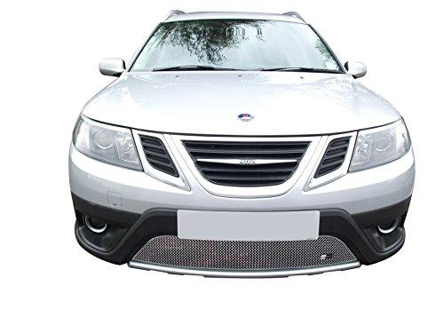Preisvergleich Produktbild Saab – unterer Grill, silbern (2008 to 2012)