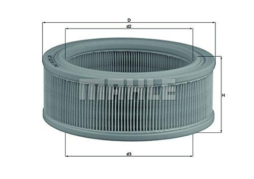 Preisvergleich Produktbild Mahle Knecht LX 140 Luftfilter