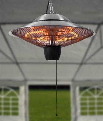 Primrose Lampada riscaldante alogena a soffitto 1.5kw