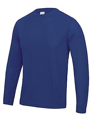 Oltees Langarm Funktions-Shirt Basic