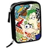 MONTICHELVO INDUSTRIAL, S.A. - Phineas Y Ferb Plumier 12 Doble