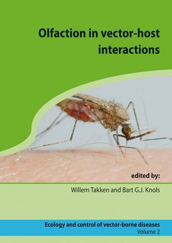 Olfaction in Vector-host Interactions: 2 (ECVD)