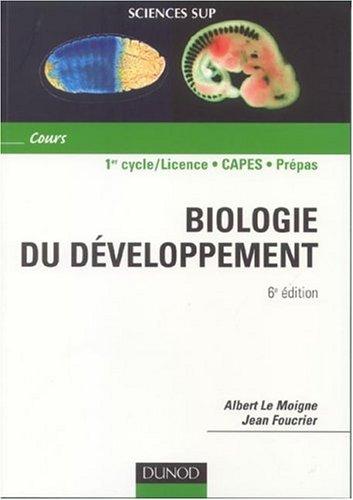 Biologie du dveloppement