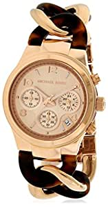 Micheal Kors Damen-Armbanduhr Chronograph Quarz Edelstahl MK4269