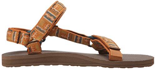 Teva Original Universal M's, Sandales de sport homme Marron - Braun (Inca Harvest 882)