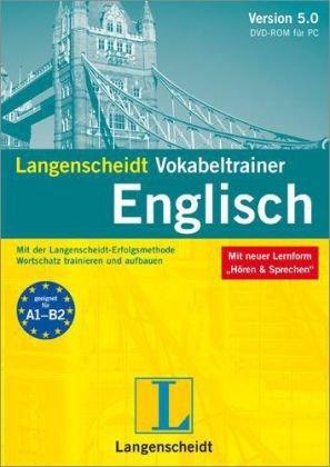 Langenscheidt Vokabeltrainer 5.0 Englisch