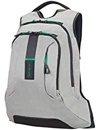 SAMSONITE Paradiver Light - Laptop Backpack L Mochila tipo casual, 45 cm, 19 liters, Gris (Jeans Grey)