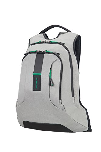 SAMSONITE Paradiver Light – Laptop Backpack L Mochila tipo casual, 45 cm, 19 liters, Gris (Jeans Grey)
