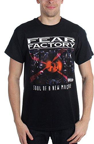 FEAR FACTORY -  T-shirt - Uomo nero M