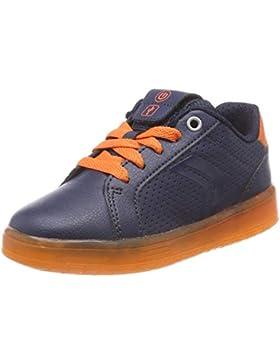 Geox J Kommodor Boy B, Zapatillas para Niños