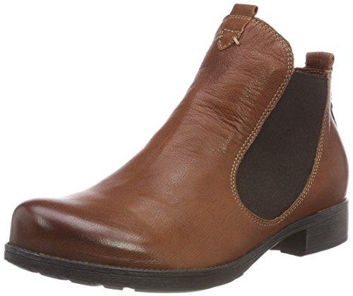 3011 Chelsea Boots, Braun (52 Sattel/Kombi), 40 EU ()