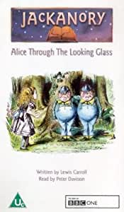 Jackanory: Alice Through The Looking Glass [VHS]