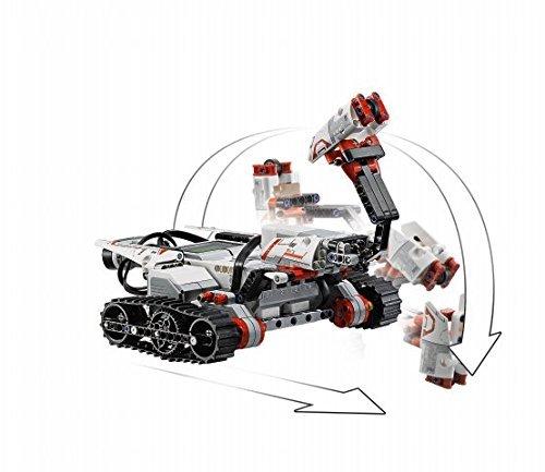 41ZP9j3kraL - LEGO Mindstorms - EV3, juguete electrónico (31313)