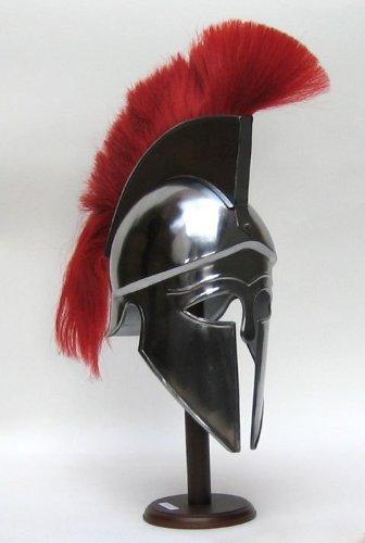 Handgefertigt von Artisan Real Simple A Handtooled Handcrafted korinthischen Helm Rüstung