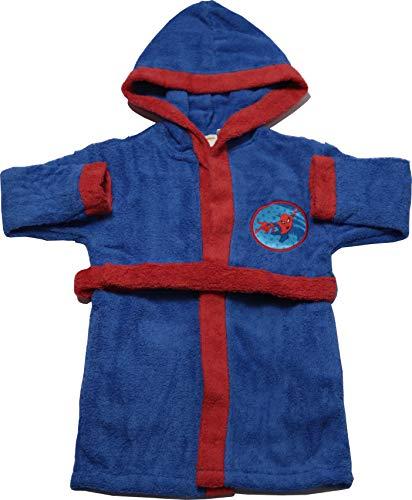 G & C Enterprise - Albornoz para niño, diseño de Spiderman
