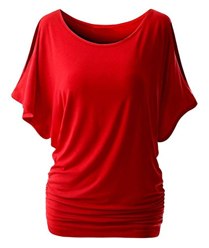 LemonGirl Camicia - Donna Red